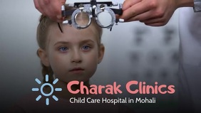 Child Care Hospital Video Template