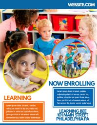 Childcare Volante (Carta US) template