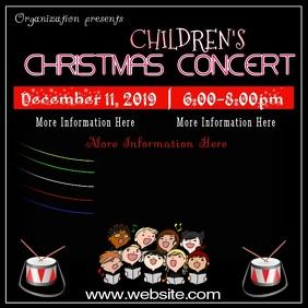 Children's Christmas Concert Video