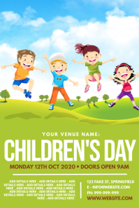 Children's Day Poster