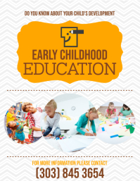 Children Education Flyer