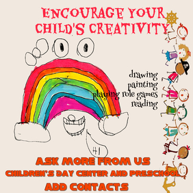 childrens creativity