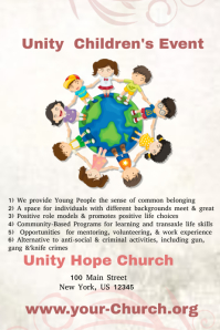 Childrens Unity Event