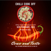 chili cook 3 Vierkant (1:1) template