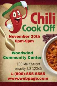 Chili Cook-off Contest