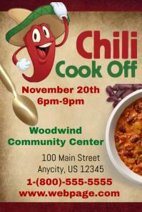 Chili Cook-off Contest