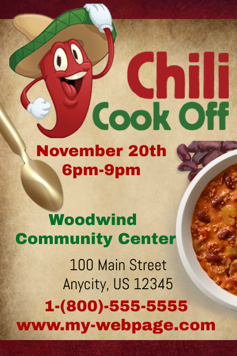 chili cook