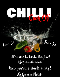 Chilli Cook Off