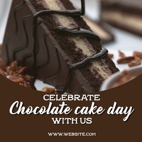 Chocolate cake day