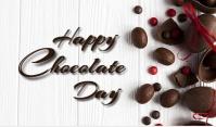Chocolate Day Тег template
