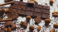 chocolate Уменьшенное изображение YouTube template