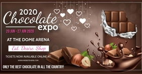 CHOCOLATE EXPO EVENT AD Template