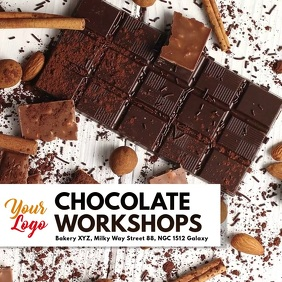 Chocolate Workshops Video Bakery Cake Shop Cooking Class