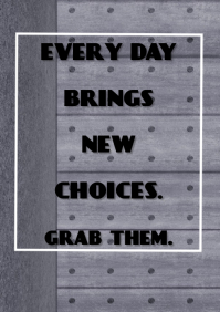 CHOICES AND GRAB QUOTE TEMPLATE A2