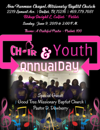 Choir and Youth Annual Day