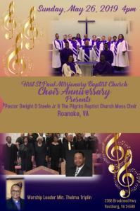 Choir Anniversary