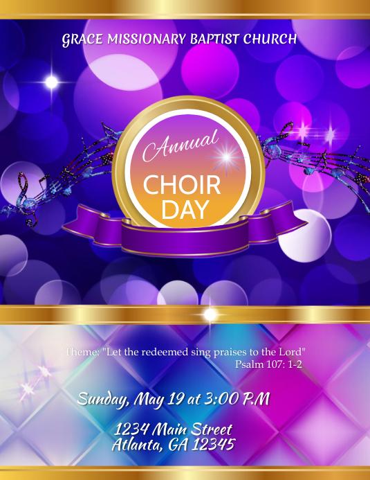 Choir Day