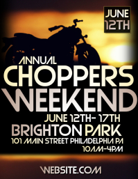 Choppers Weekend
