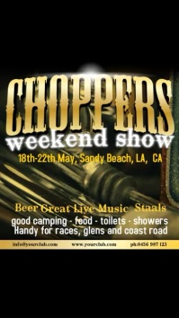 Choppers Weekend Show