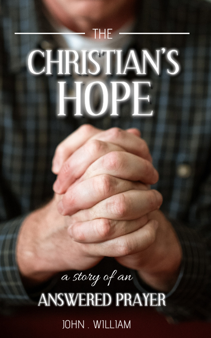Christian's kindle book cover template