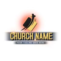 Christian logo 徽标 template
