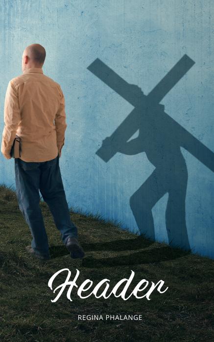 Christian Religious Church bible Book Cover Portada de Kindle template