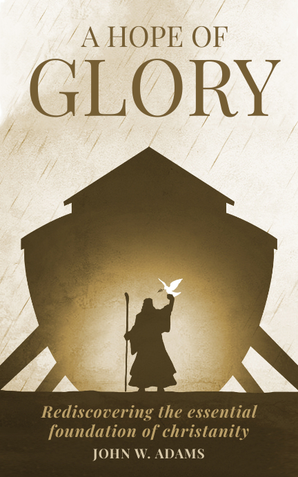 Christianity and Hope Book Cover Portada de Kindle template