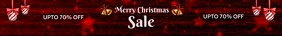 Christmas, Boxing day sale,event Banner para Etsy template