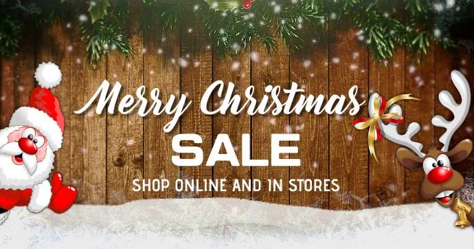 Christmas,Christmas party,christmas eve Gambar Bersama Facebook template