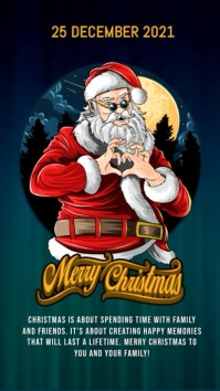 Christmas,Christmas party,event Digitalanzeige (9:16) template