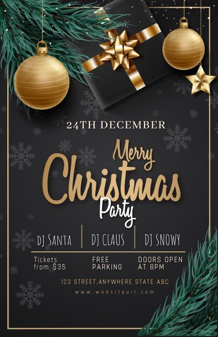 Christmas,Christmas sale,event Tabloid template