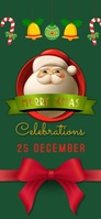 Christmas,new year,event,sale Filtro geográfico de Snapchat template
