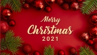 Christmas,new year,event,sale Header Blog template