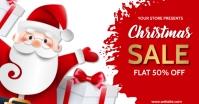 Christmas,new year,event,sale Imagem partilhada do Facebook template