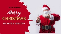 Christmas,new year,event,sale Blog Header template