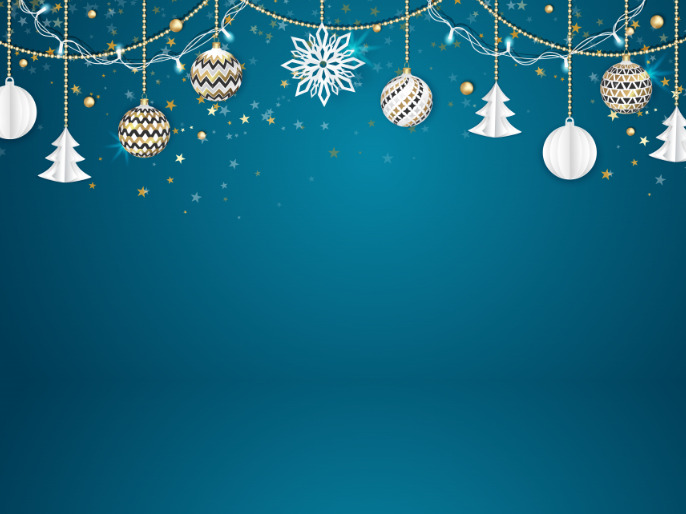 Christmas Zoom Backgrounds Template Postermywall