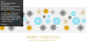 Christmas & Newyear greeting card