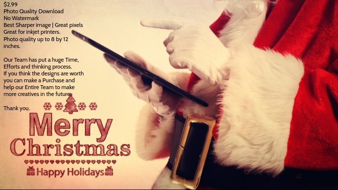 Christmas & newyear greetings