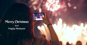 Christmas & newyear video template