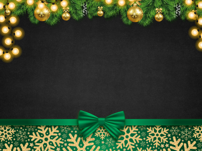 Christmas , backgrounds, zoom backgrounds Presentación template