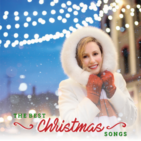 Christmas Album Cover Template