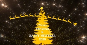 Christmas and Newyear video poster