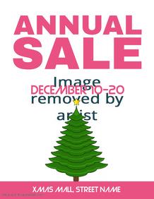 Christmas annual sale
