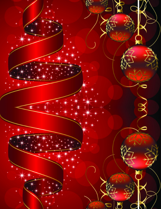 Christmas Background Design.Christmas Background Template Postermywall