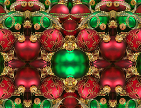 Christmas Background Flyer