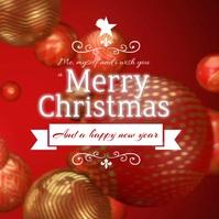 Christmas Balls Greetings