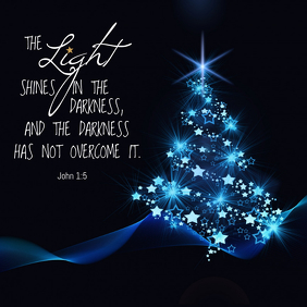 Christmas Biblical Quote Instagram