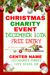 Christmas Charity Event