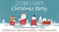 Christmas Children's Event Video Template Digital Display (16:9)