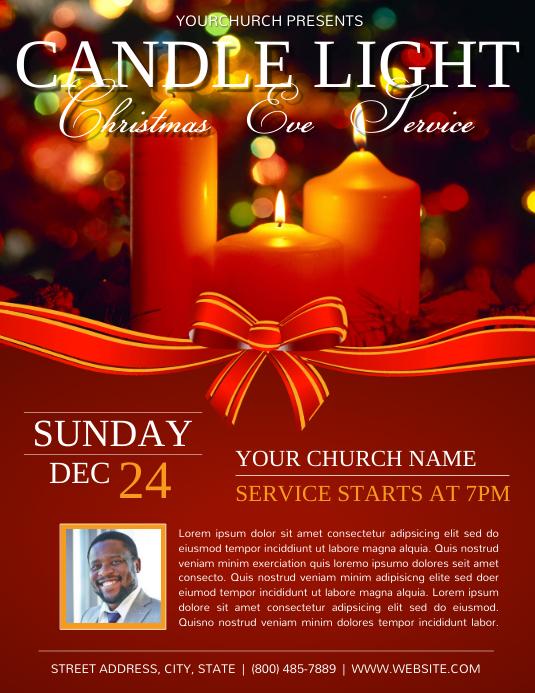 CHRISTMAS CHURCH SERVICE